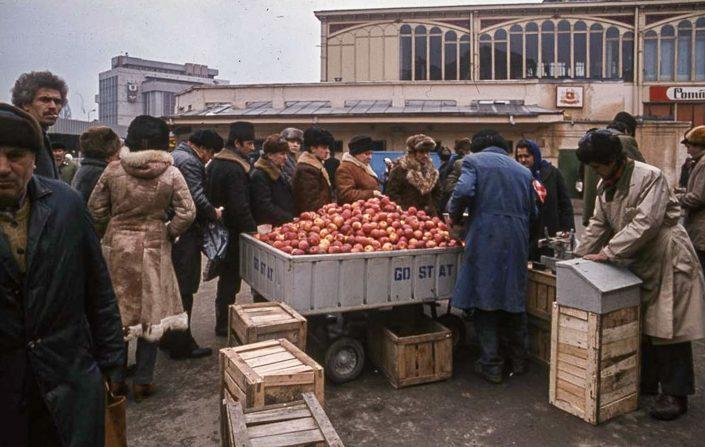 Imagine de arhiva_Bucuresti_1986_Fortepan_Urbán Tamás_47175