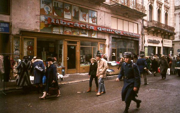 Imagine de arhiva_Bucuresti_1986_Fortepan_Urbán Tamás_47174