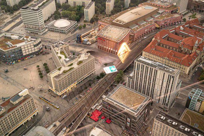 STASI și Turnul Televiziunii din Berlin