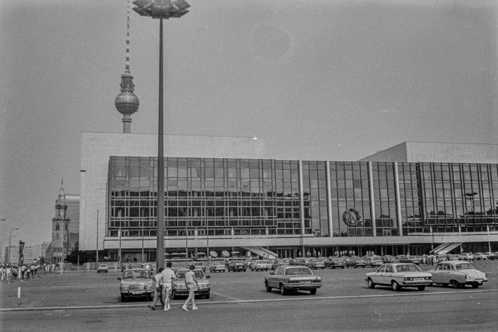 Turnul Televiziunii din Berlin - exterior